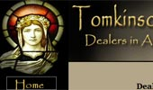 Tomkinsons Stained Glass and Antique Hand Painted Glass